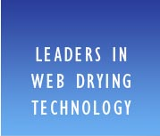 leaders in web drying